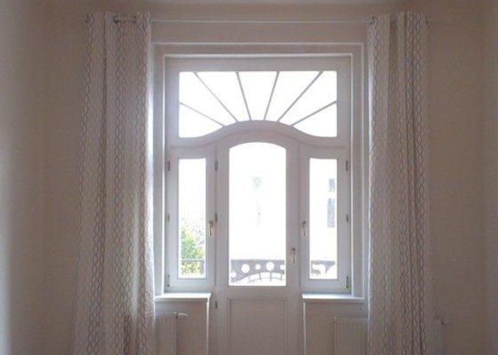 Vyroba okna - historicka replika
