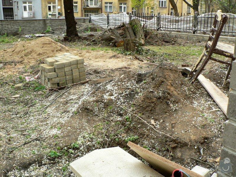 Realizace zahrady: 001