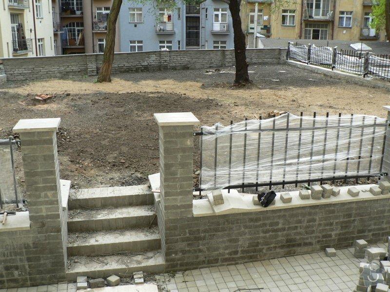 Realizace zahrady: 002