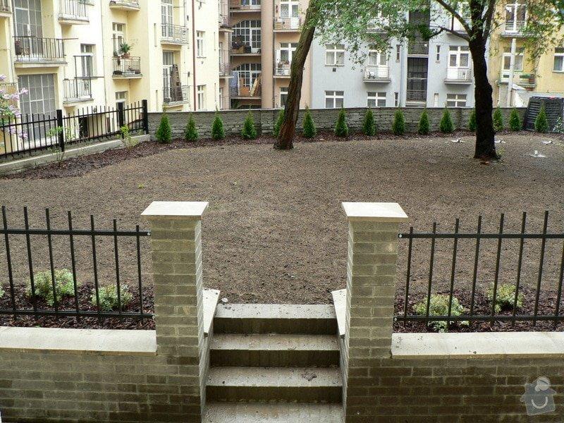 Realizace zahrady: 003