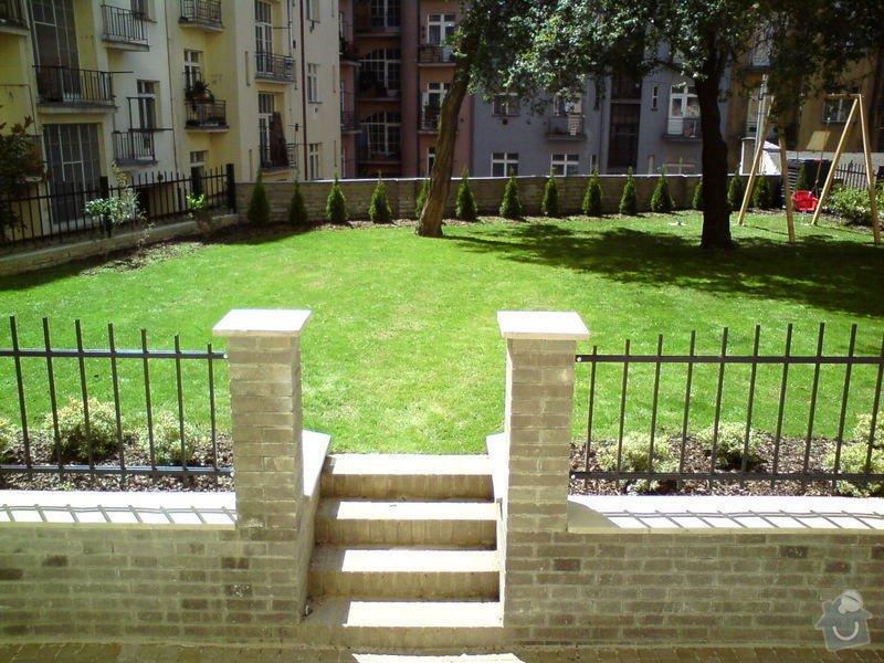 Realizace zahrady: 004