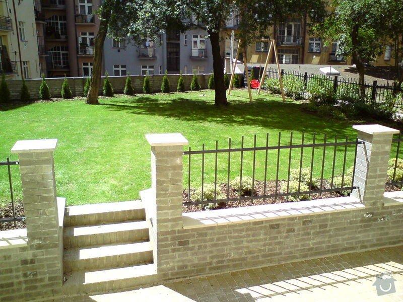 Realizace zahrady: 005