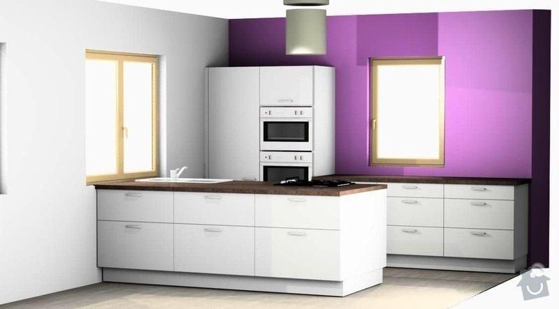 Realizace kuchyňské linky: 9