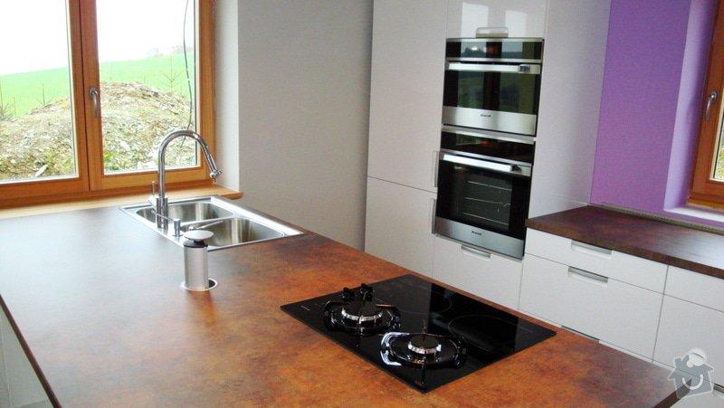 Realizace kuchyňské linky: 11