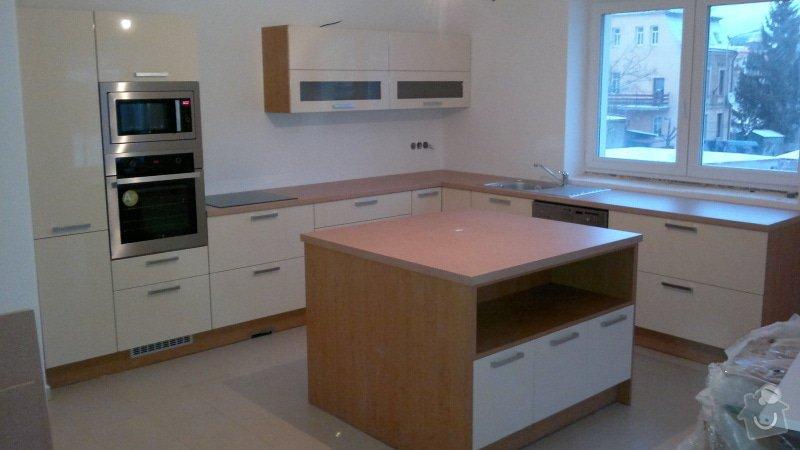 Realizace kuchyňské linky: foto_kuchyne_2