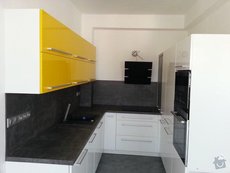 Výroba kuchyně na míru: 20121110_111611