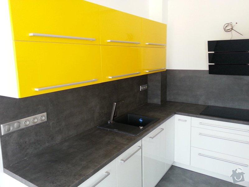 Výroba kuchyně na míru: 20121110_111625