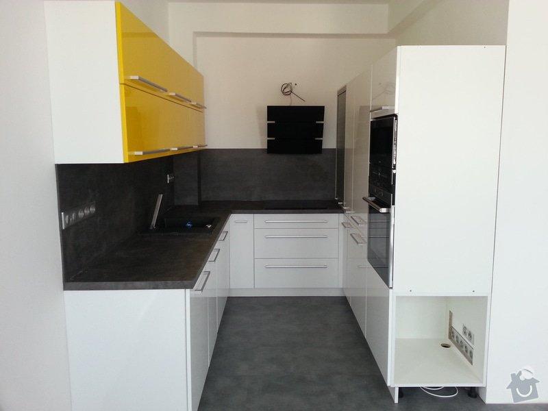 Výroba kuchyně na míru: 20121110_111638