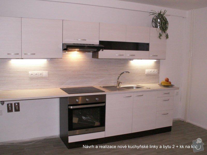 Rekonstrukce kancelářských prostor na byt 2 + kk: PICT3282
