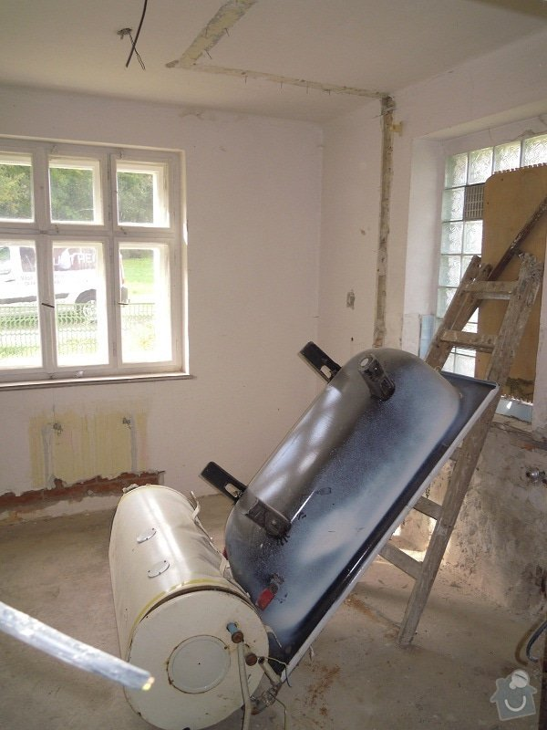 Kompletní rekonstrukce rodinného domku: DSCN7874