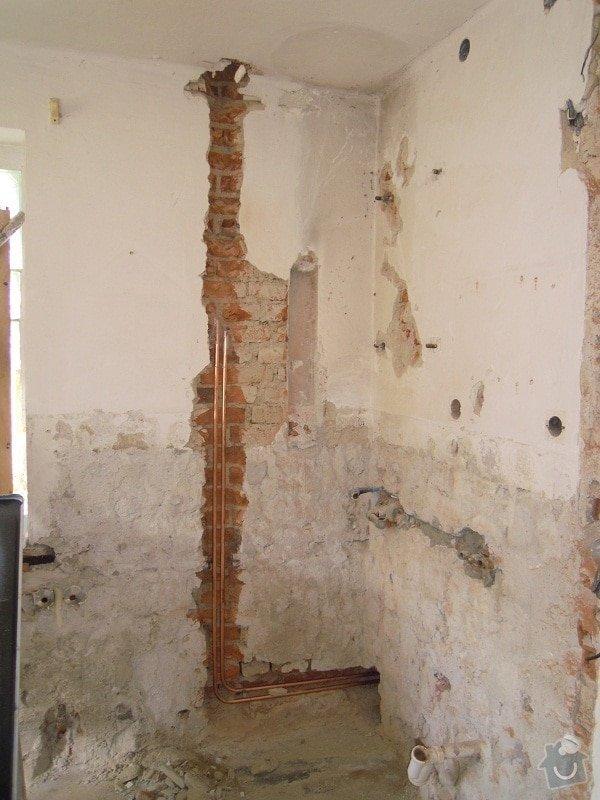 Kompletní rekonstrukce rodinného domku: DSCN7875