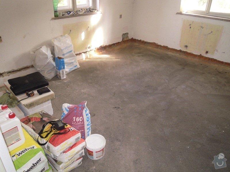 Kompletní rekonstrukce rodinného domku: DSCN7876