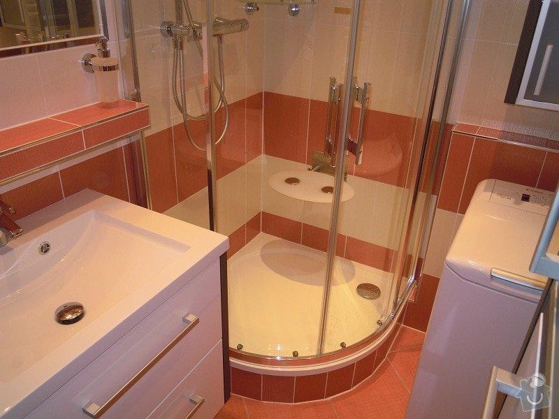 Kompletní rekonstrukce koupelny,toalety a chodby: 173-04