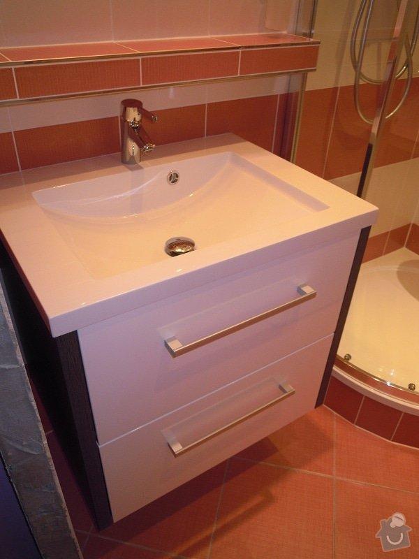 Kompletní rekonstrukce koupelny,toalety a chodby: 173-06