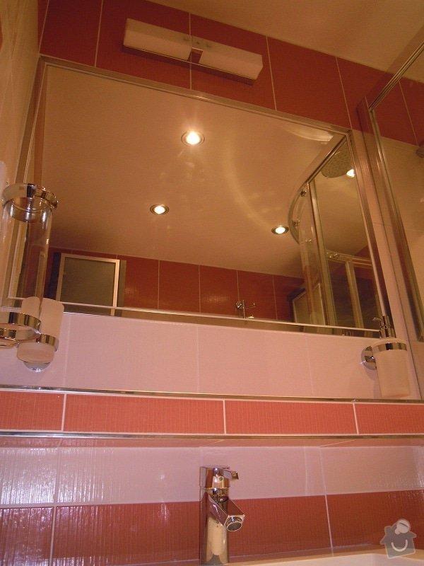 Kompletní rekonstrukce koupelny,toalety a chodby: 173-07