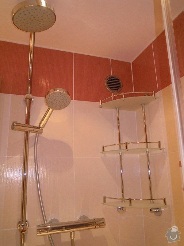 Kompletní rekonstrukce koupelny,toalety a chodby: 173-10