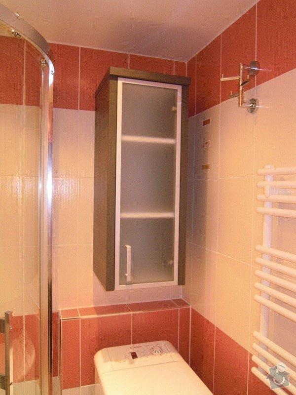 Kompletní rekonstrukce koupelny,toalety a chodby: 173-13