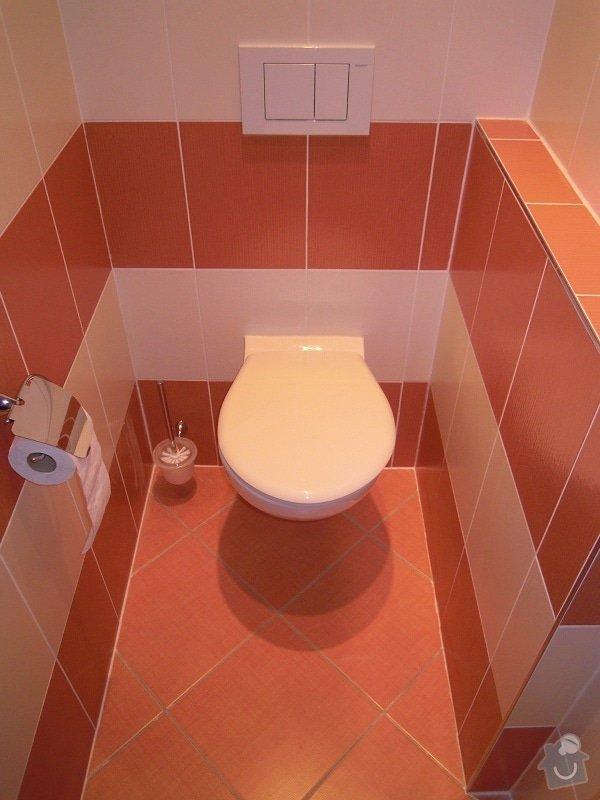 Kompletní rekonstrukce koupelny,toalety a chodby: 173-14