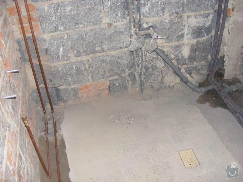 Celková rekonstrukce koupelny: 2345_37_