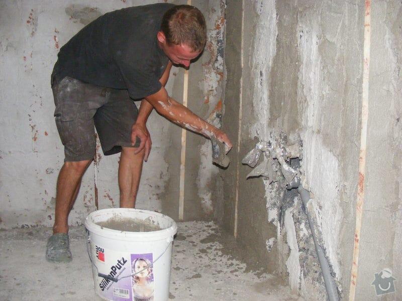 Celková rekonstrukce koupelny: 2345_43_