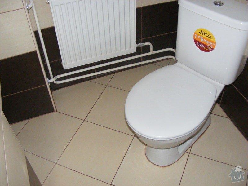 Celková rekonstrukce koupelny: DSCF2210