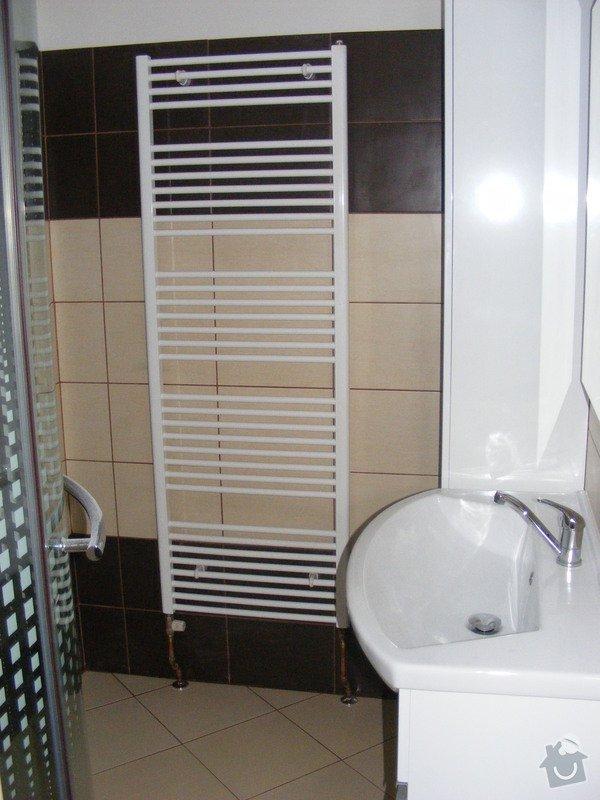 Celková rekonstrukce koupelny: DSCF2219