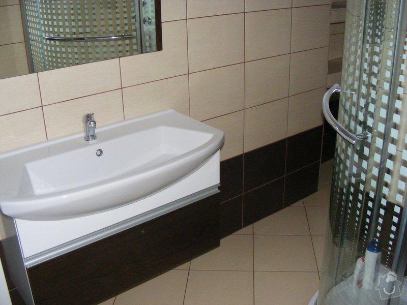 Celková rekonstrukce koupelny: DSCF2234