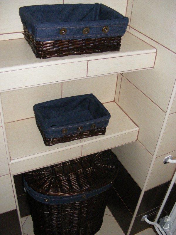 Celková rekonstrukce koupelny: DSCF2236