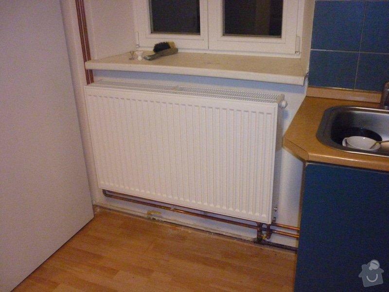 Plynové topení do bytu.: P1020308