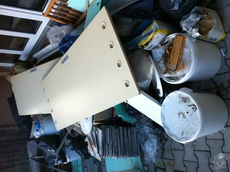 Odvoz stavebniho odpadu cca 3-4 m3: IMG_1120