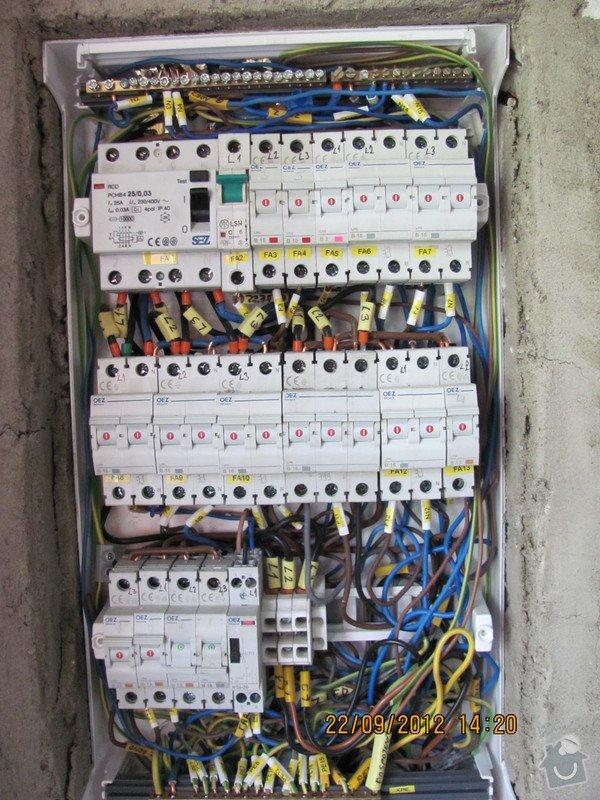 Oprava  vadné elektroinstalace a doplnění.: Rozvodnice_PL36_Pavel_3_