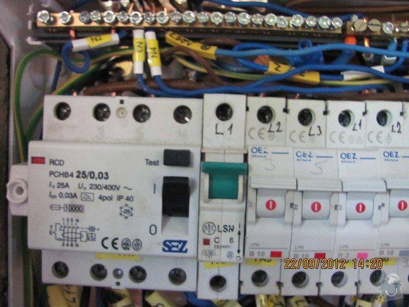 Oprava  vadné elektroinstalace a doplnění.: Rozvodnice_PL36_Pavel_4_
