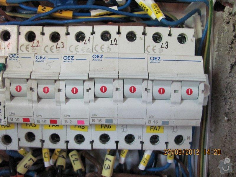 Oprava  vadné elektroinstalace a doplnění.: Rozvodnice_PL36_Pavel_5_