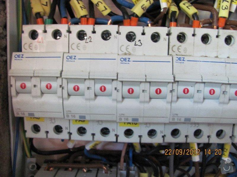 Oprava  vadné elektroinstalace a doplnění.: Rozvodnice_PL36_Pavel_6_