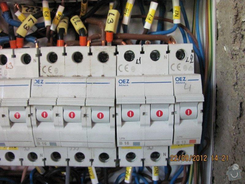 Oprava  vadné elektroinstalace a doplnění.: Rozvodnice_PL36_Pavel_7_