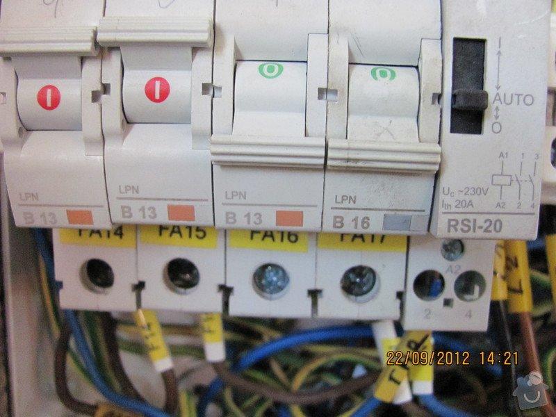Oprava  vadné elektroinstalace a doplnění.: Rozvodnice_PL36_Pavel_9_