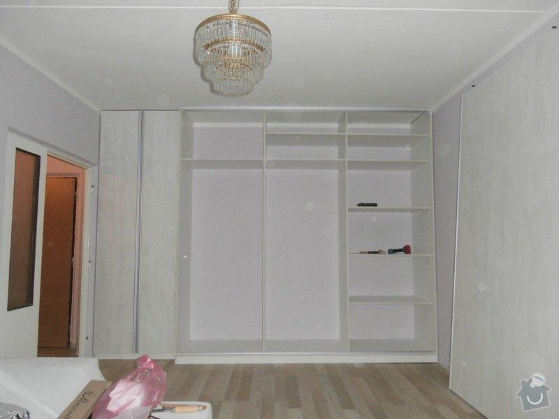 Výroba vestavné skříně a kuch. linky: PB250084
