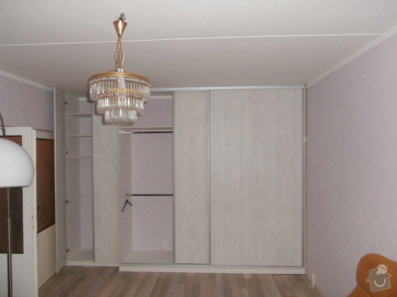 Výroba vestavné skříně a kuch. linky: PB250086