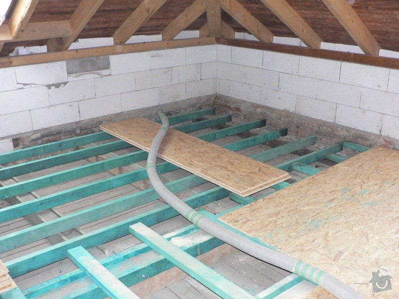 Zateplení stropu: P1090056