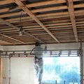 Foukana izolace ploche strechy a vytvoreni podhledu p1080899