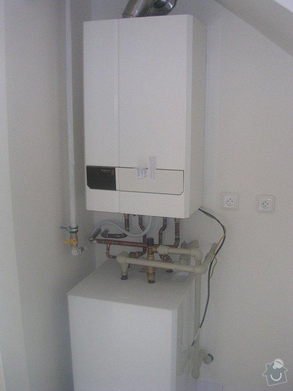 Montáž vody, kanalizace a topení: R_002