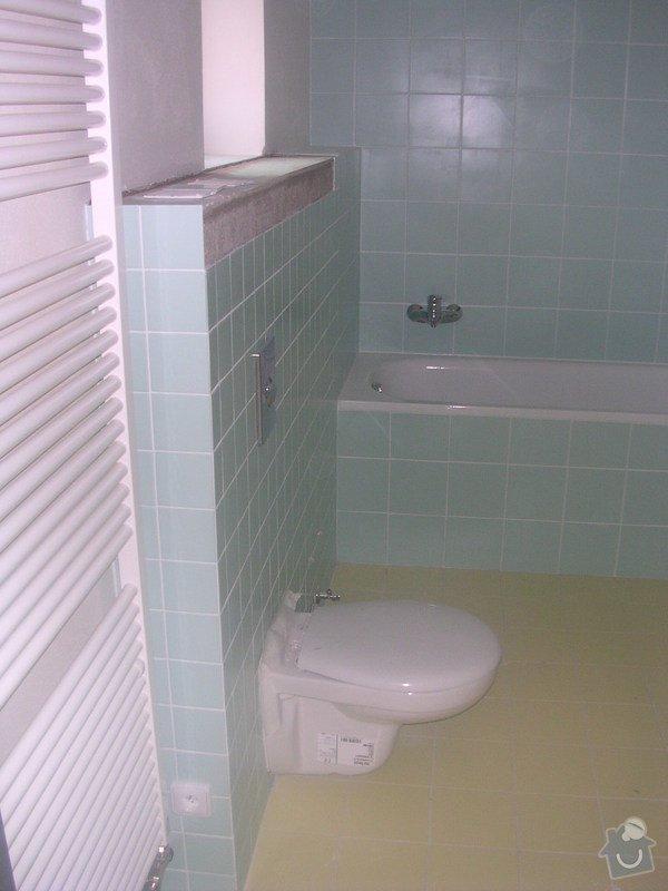 Montáž vody, kanalizace a topení: R_008