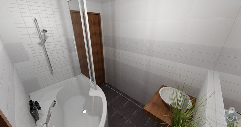 Rekonstrukci koupelnového jádra: nahled1