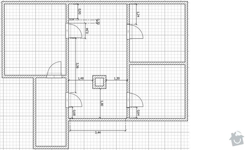 Rekonstrukci koupelnového jádra: nynejsi_stav_bez_jadra