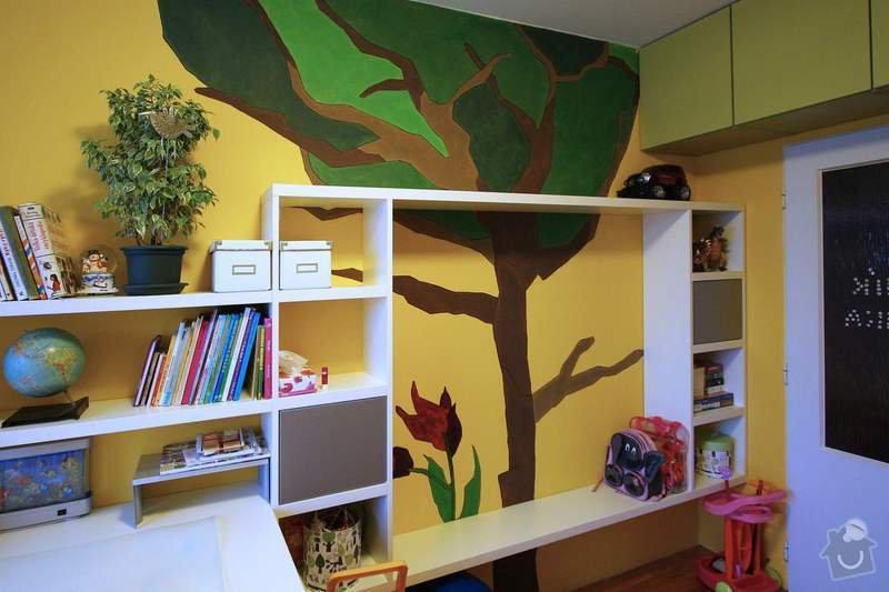 Návrh dětského pokoje: IMG_0836