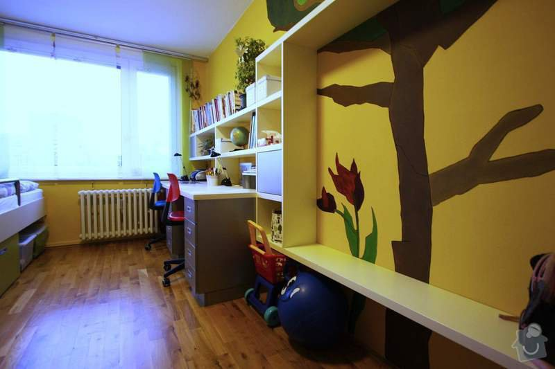 Návrh dětského pokoje: IMG_0840