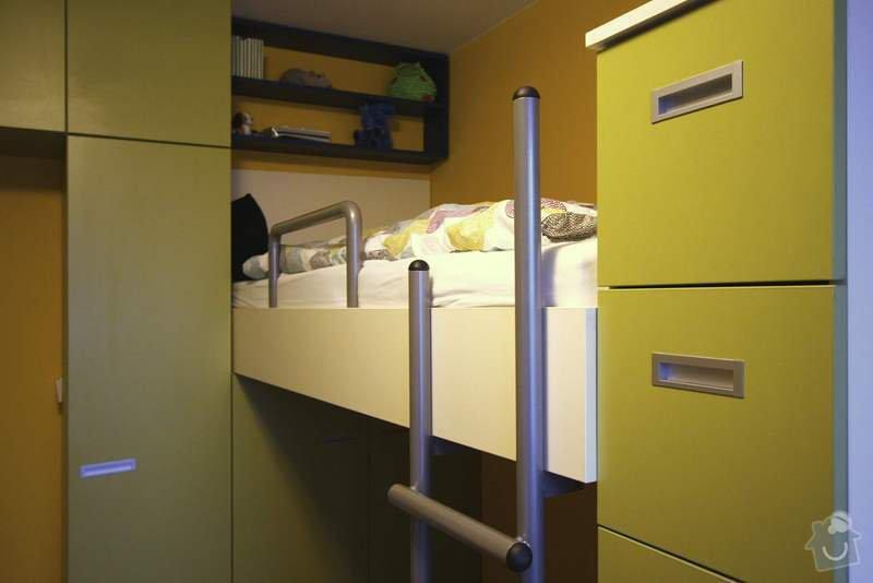 Návrh dětského pokoje: IMG_0829