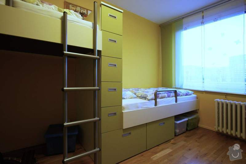 Návrh dětského pokoje: IMG_0852