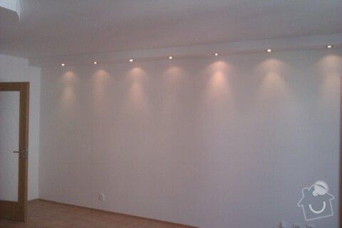 Snížení stropu,instalace bodového osvětlení: 4-F1833DCE-596553-480