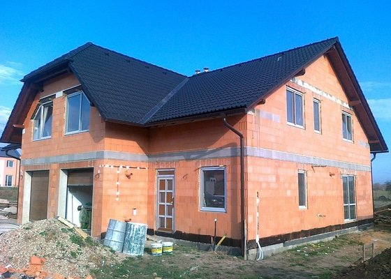 Kompletní zhotovení zateplovací fasády